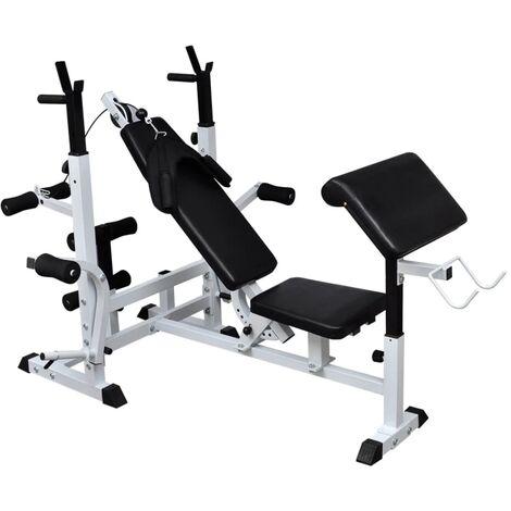 Weight Multi Bench - Black
