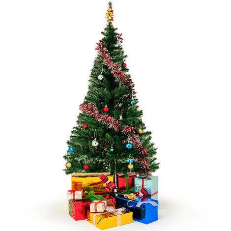 Weihnachtsbaum Künstlich 80 Cm.Künstlicher Weihnachtsbaum 150 Cm 310 Spitzen Ständer Christbaum