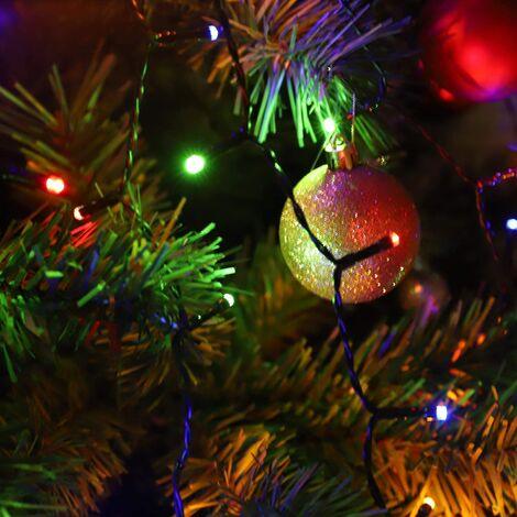 """main image of """"Weihnachtsbaum Überwurf-Lichterkette mit Ring, Christbaumbeleuchtung Überwurf Lichterkette"""""""