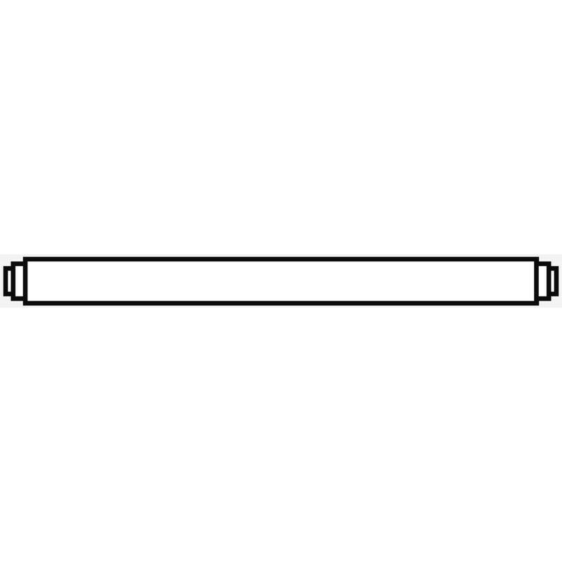 Image of Flexibles INOX-Wellrohr 3/4' mit Wärmedämmung 1550 mm (hocheffiziente Wärmedämmung) - Weishaupt
