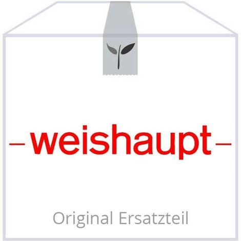 Weishaupt Manometer 10 bar rücks. Dm. 50 48001001317
