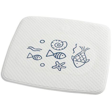 Modell PARK Weiße Anti Rutsch Duscheinlage Duschwannen Duschmatte von RIDDER