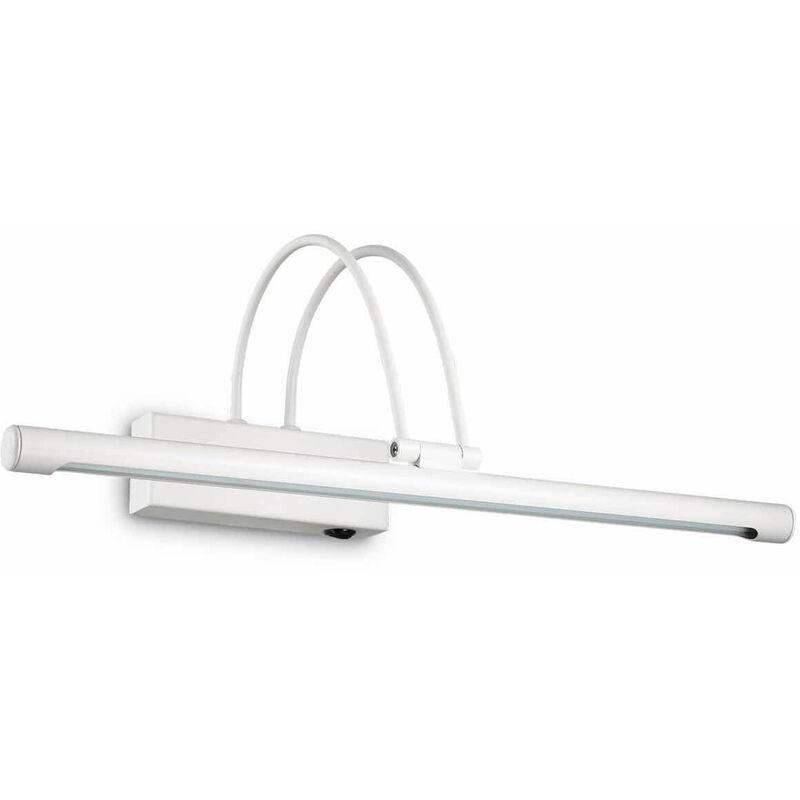 Weiße BOW Wandleuchte 66 Glühbirnen - 01-IDEAL LUX