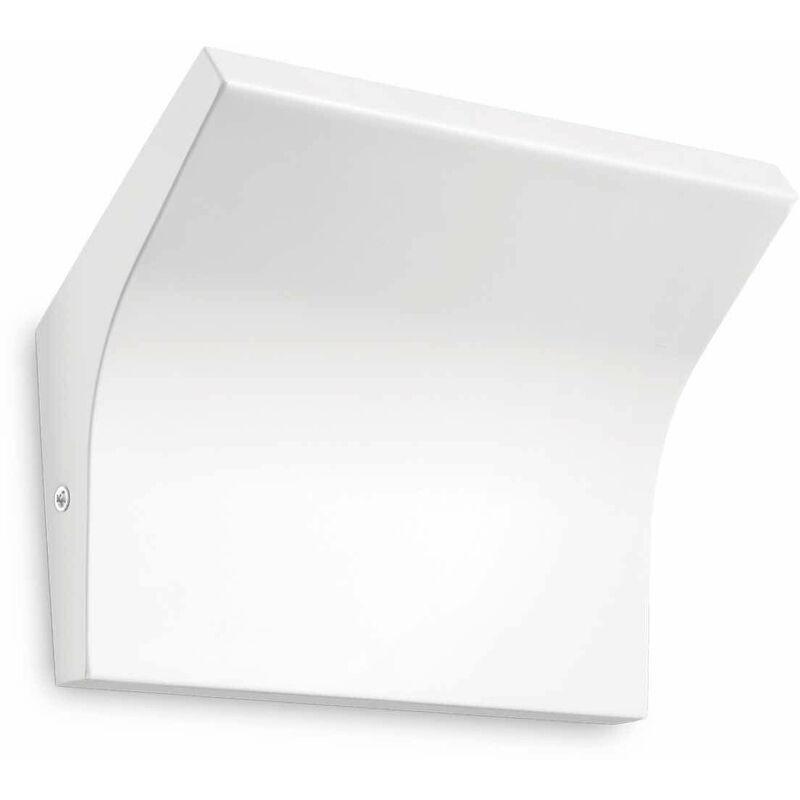 Weiße COMMODORE 2-Licht Wandleuchte - 01-IDEAL LUX
