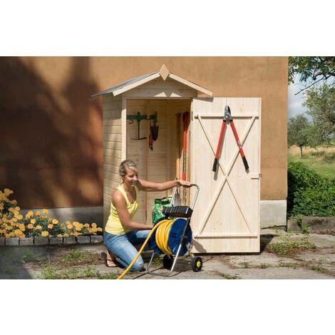 WEKA Garten-/Terrassenschrank 351 Gr.1 14mm