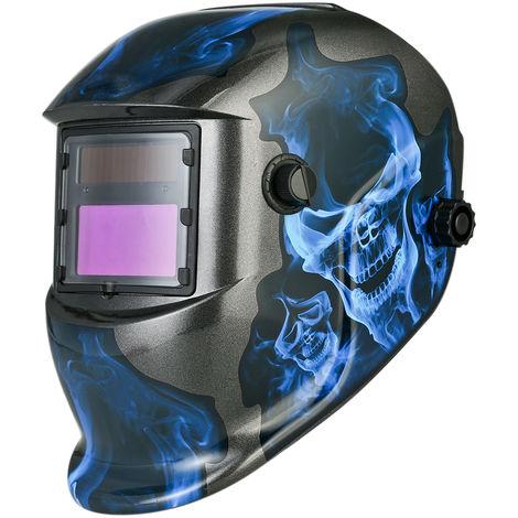 Welding Helmet Solar Power Auto Darkening Welding Helmet
