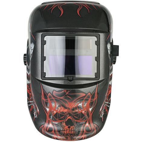 Welding Helmet Solar Power Auto Darkening Welding Helmet M60