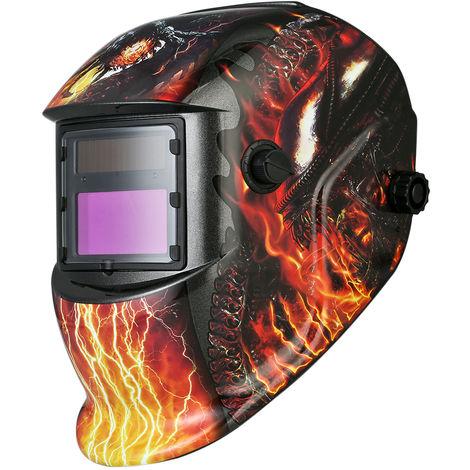 Welding Helmet Solar Power Auto Darkening Welding Helmet M68