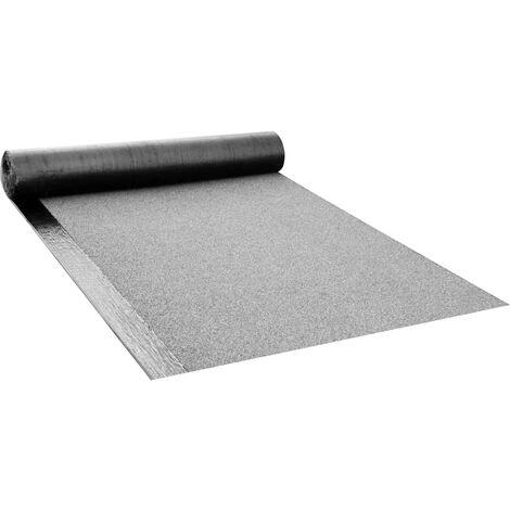 Welding Track V60 S4 Bitumen Roof Felt 1 Roll 5 ㎡ Grey