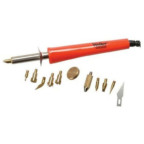 Weller WHK30UK Woodburning & Hobbyist Kit 30 Watt 240 Volt
