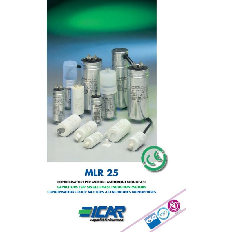 MKP-Folienkondensator radial bedrahtet 1 µF 500 V//AC 5/% Weltron 1 St 25 Ø x H