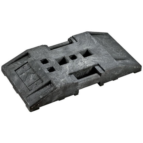 Wemas TL-Fußplatte nach K1