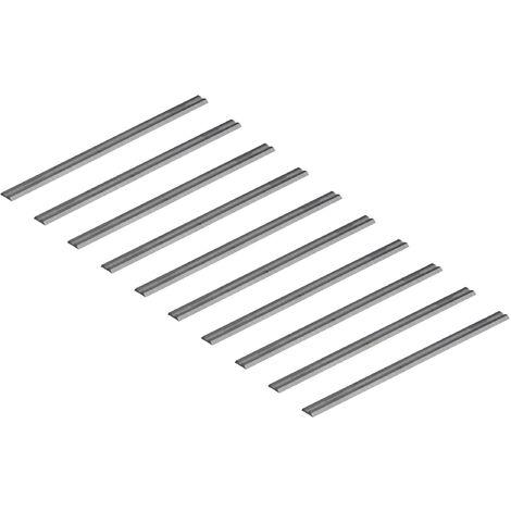 Wendeplatte 76 für Handhobel 82x5,5x1,1mm T08MF 10 Stück