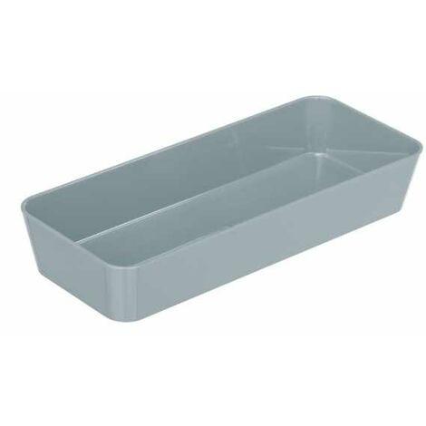 WENKO Ablage Candy Grau schmal Regal Wandablage Aufbewahrung Ablage Bad  Badezimmer