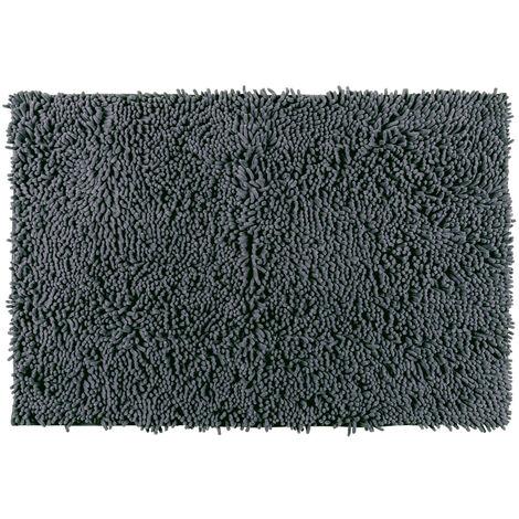 Badteppich Chenille 50x80 cm Duschmatte Teppich Matte Badematte Badezimmer