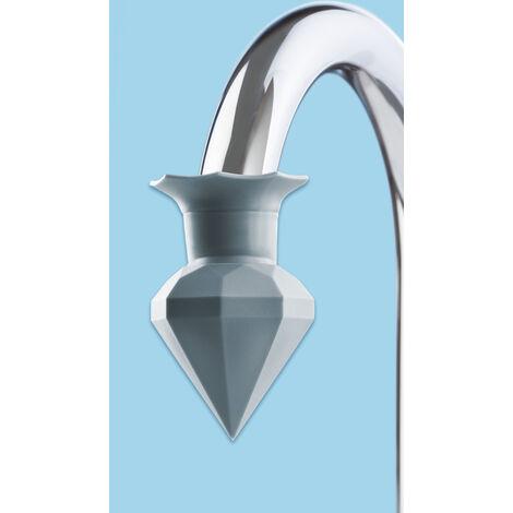 """main image of """"WENKO Diamond Clean Entkalker Ballon System für Wasser Hahn Kalk Löser Seifen"""""""