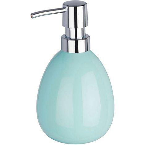 Wenko Brasil Soap Dispenser Dark Blue