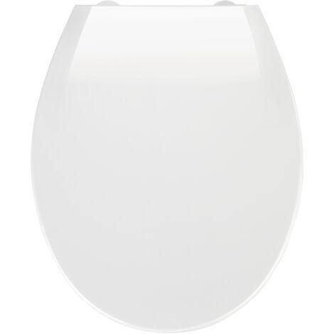 WC Sitz Toilettendeckel Absenkautomatik Klodeckel Toilettensitz Deckel Klobrille