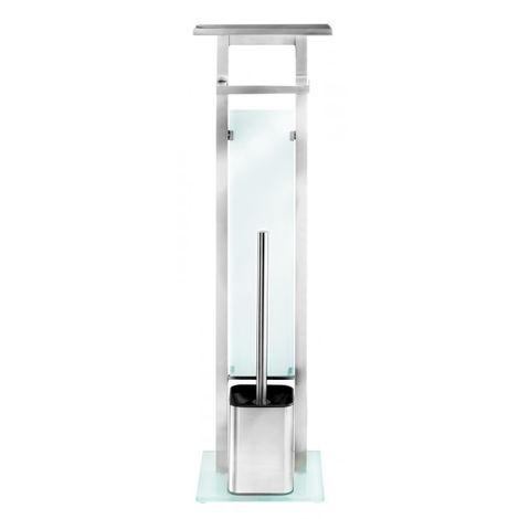 """WENKO Stand WC-Garnitur Debar mit Ablage, 23364100-""""14110145"""""""