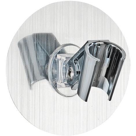 WENKO Static-Loc® Duschkopfhalter Osimo aufladung haften Haftung duschkopfhalterung