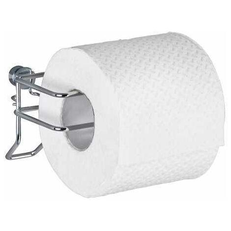 WENKO Toilettenpapierhalter Classic Ersatzrollenhalter Papierrolle Toilettenpapier