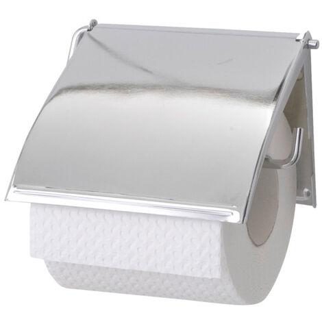 WENKO Toilettenpapierhalter Cover Ersatzrollenhalter Papierrolle Toilettenpapier
