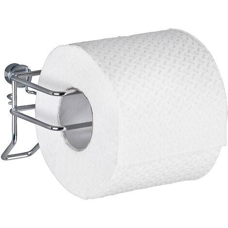 WENKO Toilettenpapierhalter Klopapierhalter Klorollenhalter Rollenhalter Classic