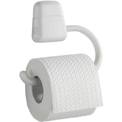 WENKO Toilettenpapierhalter Pure Ersatzrollenhalter Papierrolle Toilettenpapier