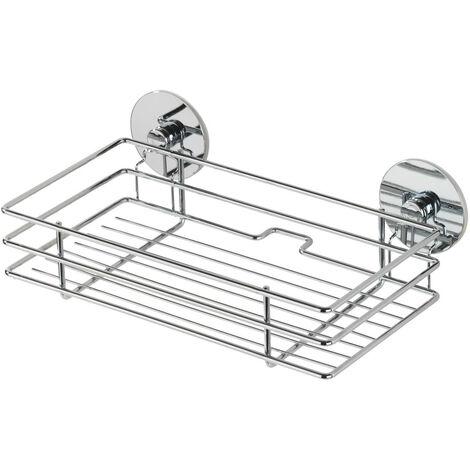 WENKO Turbo-Loc® Korb Lebensmittelaufbewahrung Küchen-Accessoires Ablage Aufbewahrung