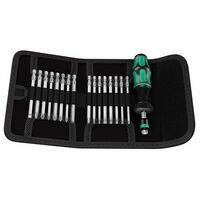 Wera 059293 Kompact 60 Torque Screwdriver Set 17