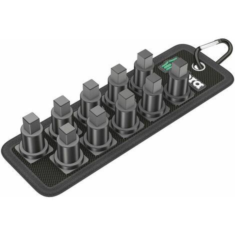 Wera Belt B VDE (sangle textile porte-outils), pour 10 outils, sans garniture - 05003982001