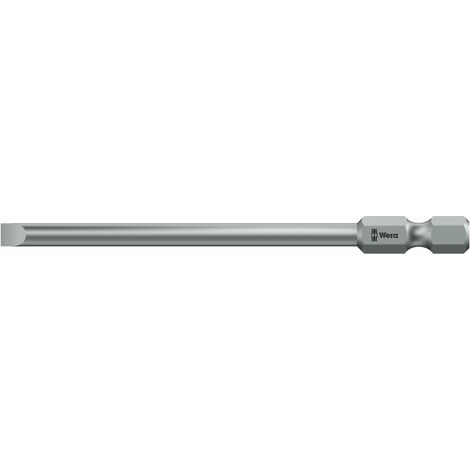 Wera 05059480001 Bit For Slotted Screws Z 4.0 x 89mm