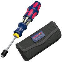 Wera Red Bull Kraftform Screwdriver Set 6pc