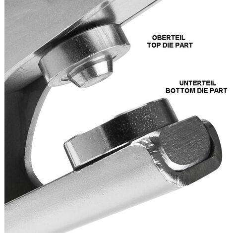Werkzeugeinsätze zur Ösenzange Art. 717439