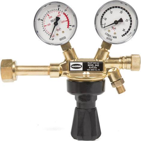 WerkzeugHERO Flaschendruckminderer Argon 0-30L/min