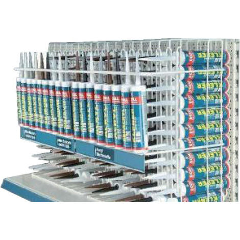 WerkzeugHERO Kartuschenspender Typ 2 9 Einteiler 54x60x40cm