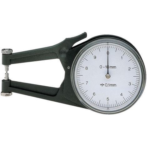 WerkzeugHERO Kröplin Außenschnelltaster Poco 0-10mm K2
