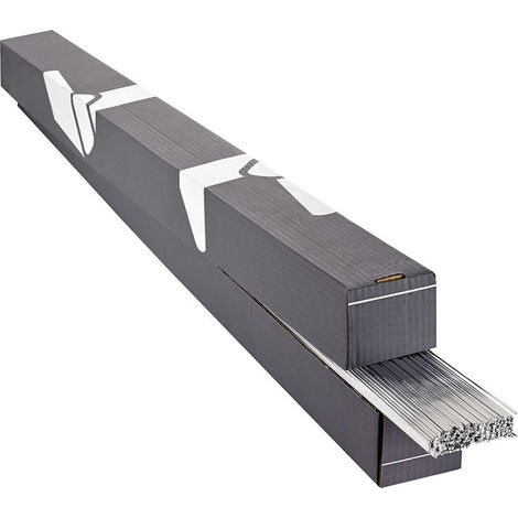 WerkzeugHERO Schweißstab WIG Alu AlMg 5 2,0x1000mm ( Inh.10 kg )