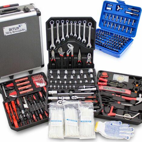Werkzeugkoffer Traglast 6 bis 21 kg Werkzeugkiste Werkzeugbox Werkzeugkasten