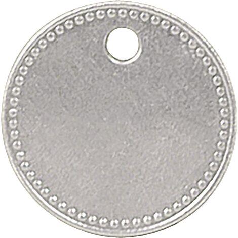 Werkzeugmarke 334-031 Alu.rd.D.27,5mm TURNUS