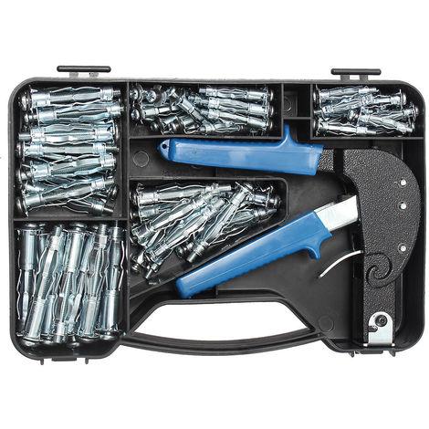 Werkzeugsatz Set m4-m6 Mix Expansionsschraube Hochleistungswerkzeuge für hohle Wandankerpistolen
