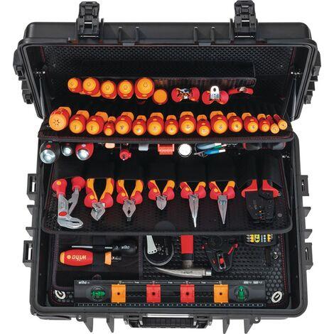 Werkzeugsortiment XXL II 115tlg.im Schutzkoffer WIHA