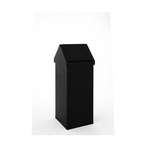 Wertstoffbehälter mit Schwingdeckel - Inhalt 110 l