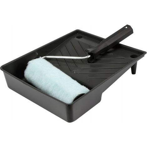 Westan paint roller with handle 18 cm cuvette set