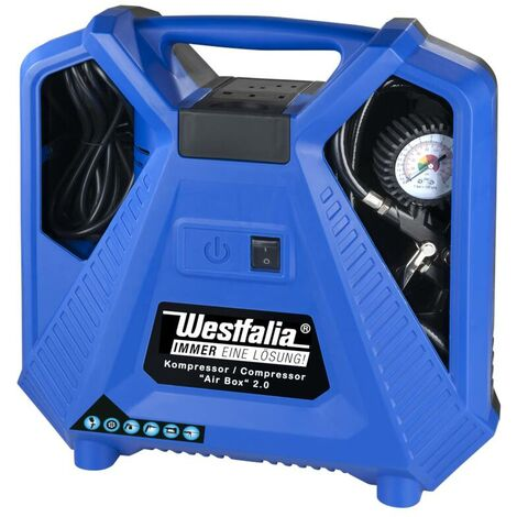 "Westfalia Compresseur ""Air Box"" 1100 Watt"