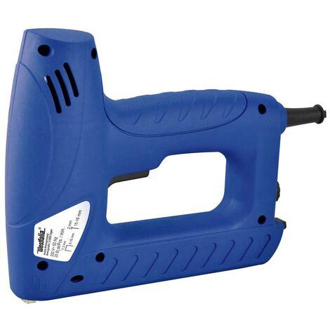 Westfalia Elektrotacker- und Nagler für Feindrahtklammern 8-16 mm + Nägel 15-16 mm