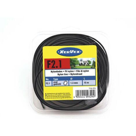 Westfalia Fil en polyamide (nylon) pour rotofil- 2.4 mm / 15 m