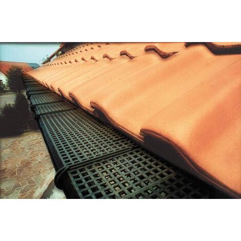Westfalia Grille de protection de gouttière, jusqu'à RG150, longueur 6m, 24 clips