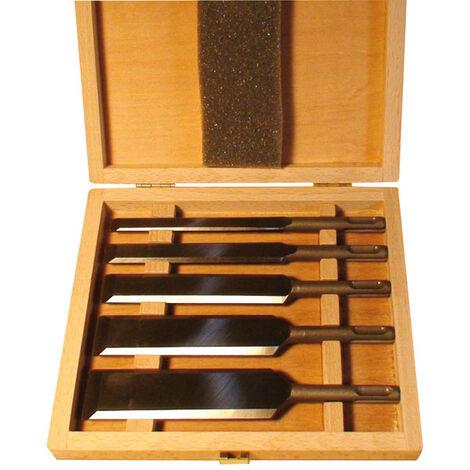 Westfalia Jeu de ciseaux à bois 5 pièces