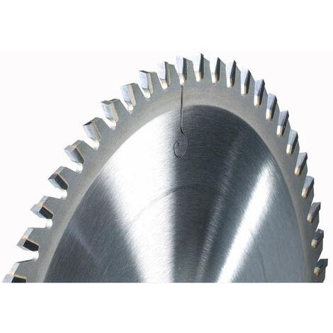 Westfalia Lame universelle au carbure pour scie circulaire - 250 x 30 mm, 60 dents
